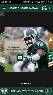 Spartan Sports Network- screenshot thumbnail