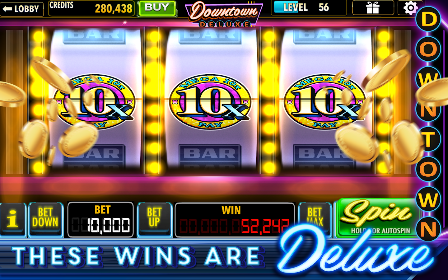 casino online games deluxe slot