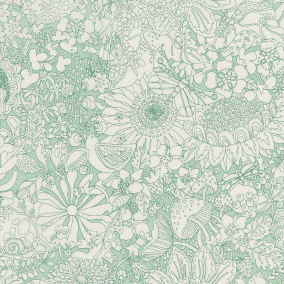 Fairy Land Tana Lawn™ Bomull - mint