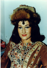 "Photo: Elsa KASTELA-KREIHSL als ""Odabella"" in Verdis ""ATTILA"""