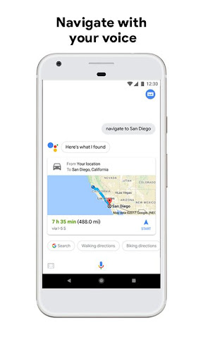Google Assistant 0.1.187945513 screenshots 3
