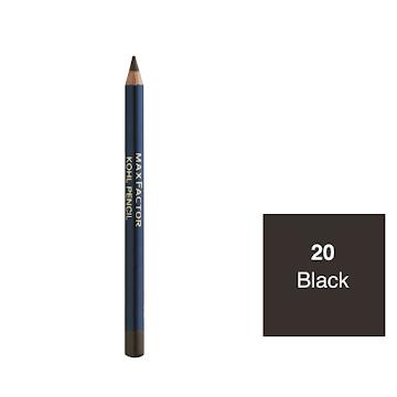 Lápiz MAX FACTOR Negro   20 x4g