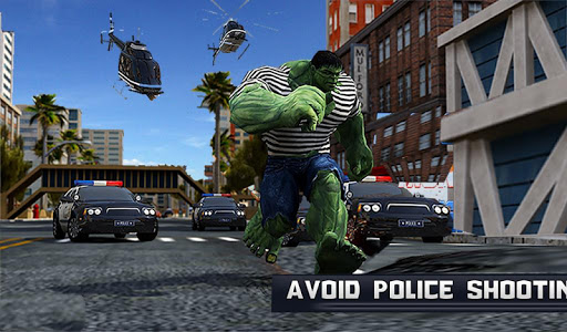 Incredible Monster Hero: Super Prison Action 2.0 screenshots 7