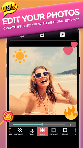 Photo Editor Collage Maker Pro: Filters & Stickers 1.4.8 screenshots 2