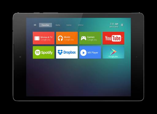 TVLauncher Apk apps 10