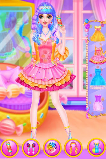 Candy Makeup - Art Salon  screenshots 11