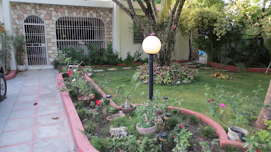 Photo: My aunt's house.