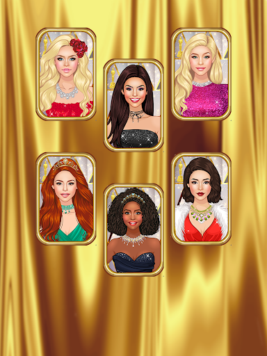 Actress Dress Up - Fashion Celebrity apktram screenshots 12