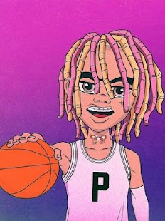 Lil Pump Wallpapers Art - náhled