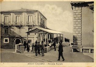 Photo: Aiello, mercato piazza Plebiscito