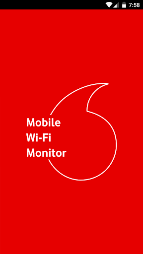 Vodafone Mobile Wi-Fi Monitor 2.1.16 gameplay | AndroidFC 1