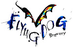Logo of Flying Dog Naughty