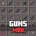 Guns & Weapons Mod NEW icon
