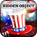 Hidden Object: Stars & Stripes icon