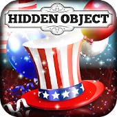 Hidden Object: Stars & Stripes