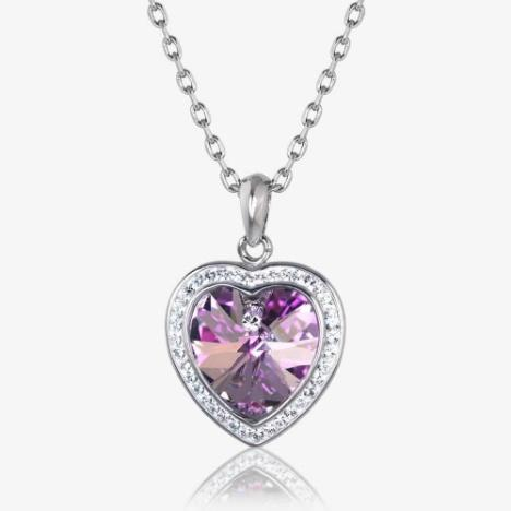 Sabrina Heart Necklace Made With Swarovski Crystals.jpg