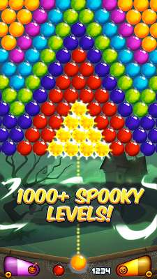 Bubble Haunted - screenshot