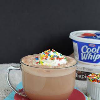 Coconut Nutella Latte.