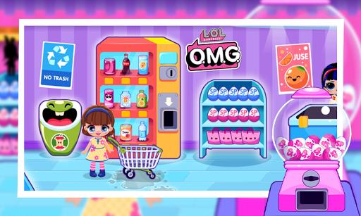OMG Dolls Supermarket Surprise screenshot 2