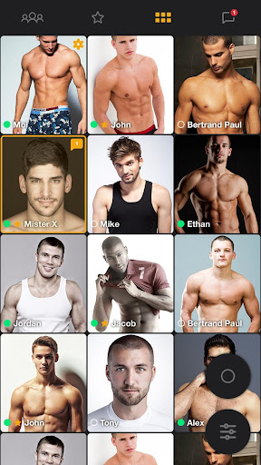 Gay Dating & Gay Chat - Free - Sturb 2.2.1 screenshots 1