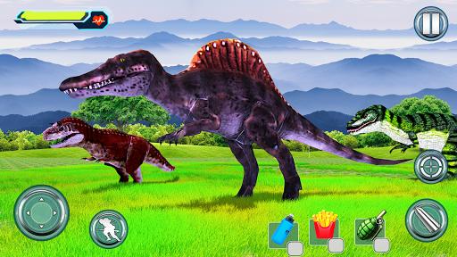 Dinosaur Hunter Adventure apktram screenshots 9