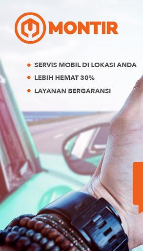 MONTIR - Servis dan Perawatan Mobil screenshot