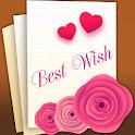 Creative Card: Make greeting e-card icon