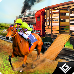 Transporter Train Horse Racing for PC and MAC