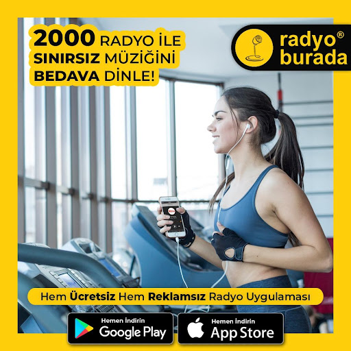 Radyo Burada -Radyolar u0130ndir -Canlu0131 Dinle u0130nternet 1.0.6 screenshots 2