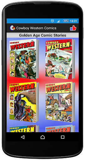 Cowboy Western Comics