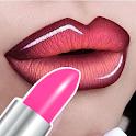 Lip Art 3D : Lipstick Maker icon