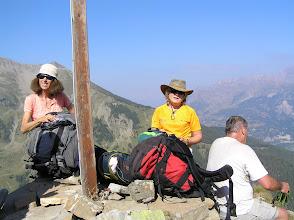Photo: Ascension de l'aiguille d'Orcières, ça y est, les dévotions sont finies ?