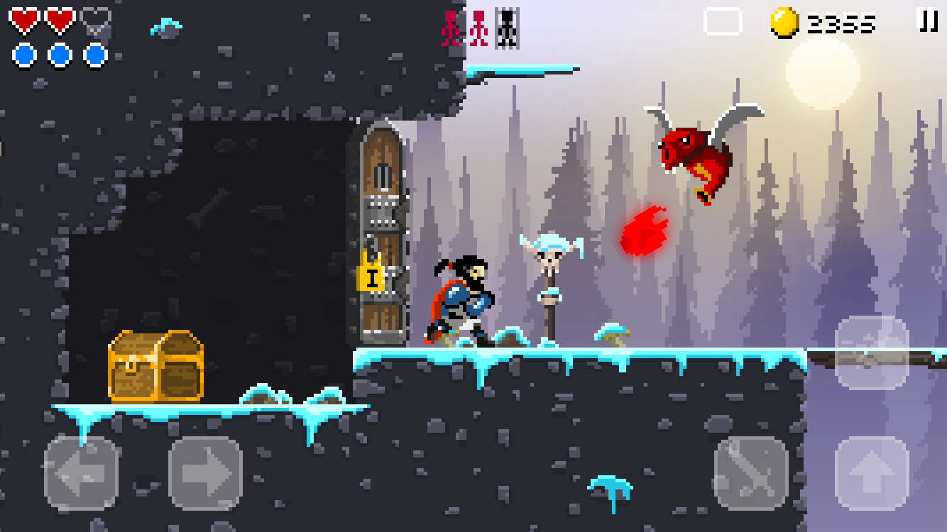 Sword Of Xolan- screenshot