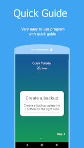 Sms Backup – Contacts Backup Restore App Download For Android 1