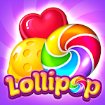 Lollipop: Sweet Taste Match 3 1.9.10