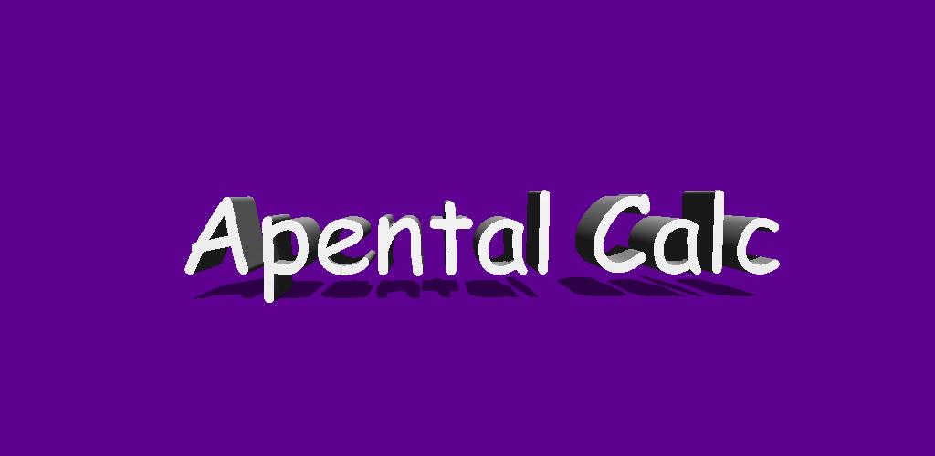 download apental calc