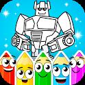 Painting : Robots icon