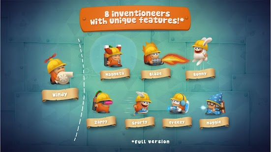 Inventioneers- screenshot thumbnail