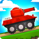 Mini Tanks World War Hero Race APK