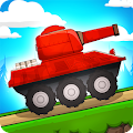 Mini Tanks World War Hero Race