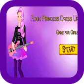 Rock Princess Dress Up