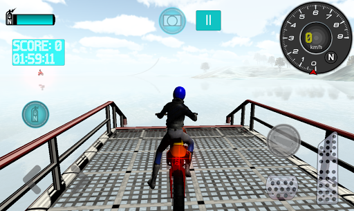Ice Motocross