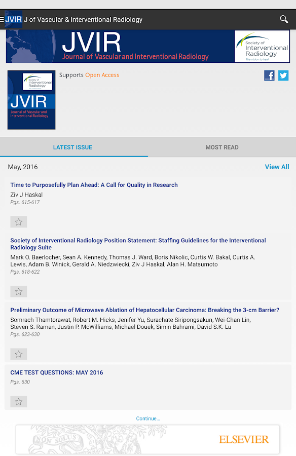 JVIR- screenshot