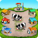 Farm Frenzy Free: Time management games offline 🌻 icon