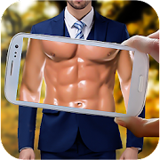 Body Scanner Camera - New Cloth Scanner Prank App