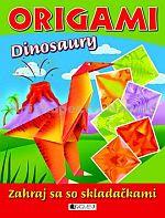 Photo: Origami Dinosaury