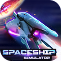 Spaceship Simulator 2D icon