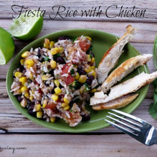 Fiesta Rice with Chicken