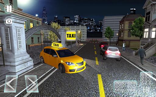 City Taxi Driver sim 2016: Cab simulator Game-s 1.9 screenshots 5