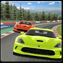 Mountain Traffic Car Racing 2017: Mad Car Racing icon